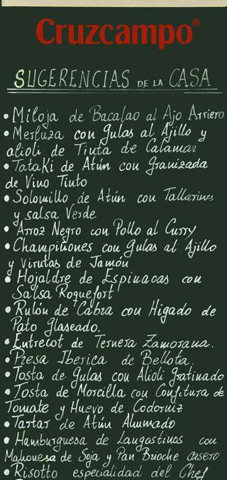 Bar Las Dunas Vinos y Tapas
